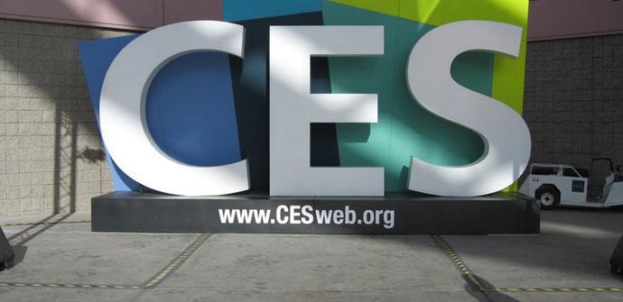 Logotipo del CES de Las Vegas
