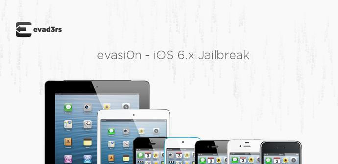 Evasi0n jailbreak untethered ios 6.1