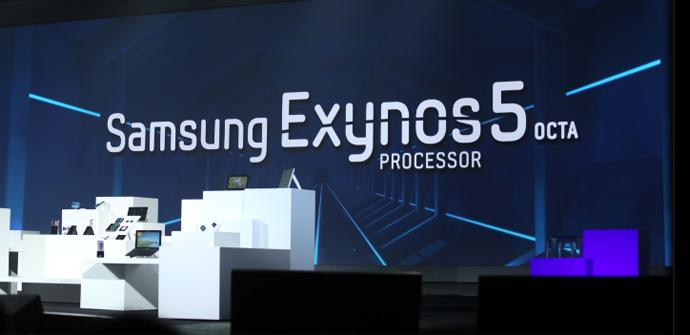 Procesador del Samsung Galaxy S4