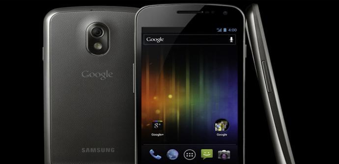 Terminal Galaxy Nexus de Google