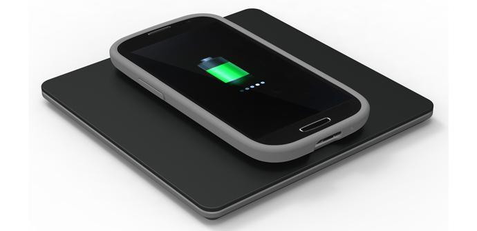 Carga inalámbrica en la serie Galaxy S de Samsung