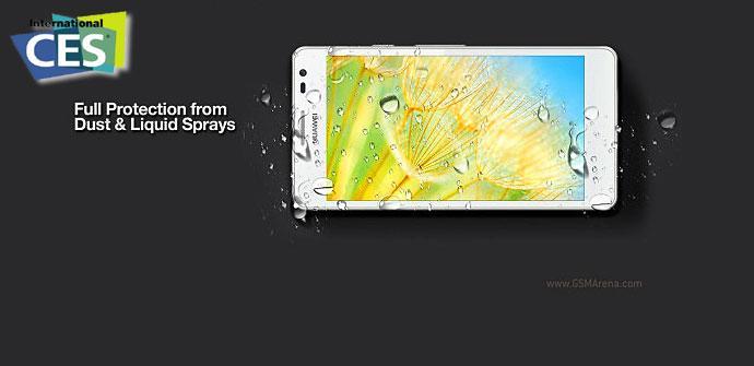 Huawei Ascend D2 blanco