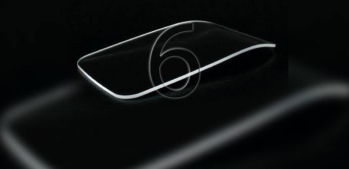 iPhone 6 y su nuevo panel táctil