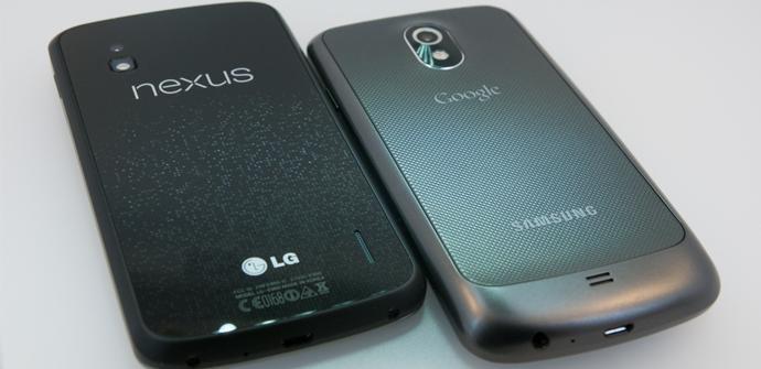 Falta de unidades del Nexus 4
