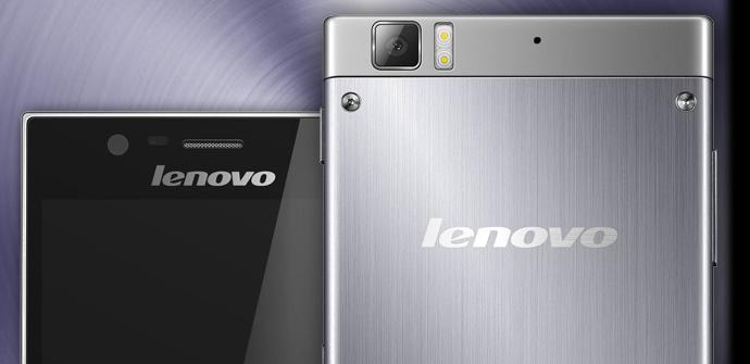 Phablet Lenovo K900