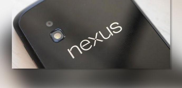 Cambio de carcasa del Nexus 4