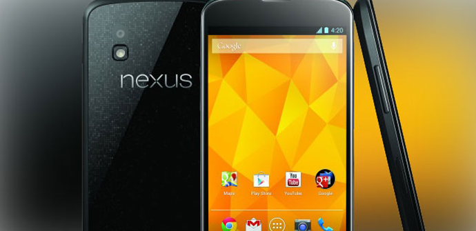 Teléfono Google Nexus 4