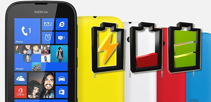 Nokia Lumia 510 batería