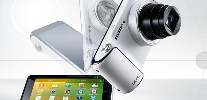 Actualización del Samsung Galaxy Camera