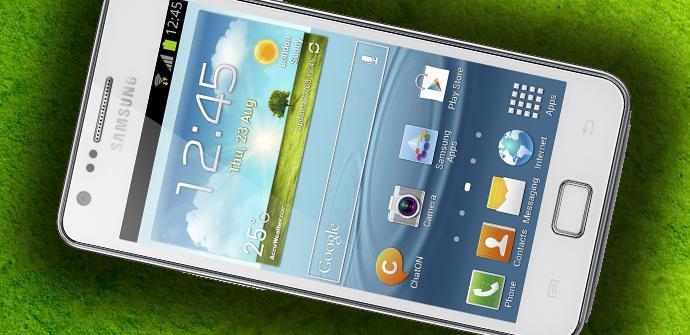Nuevo teléfono Samsung Galaxy S2 Plus
