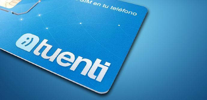 Tarjeta SIM Tuenti Móvil