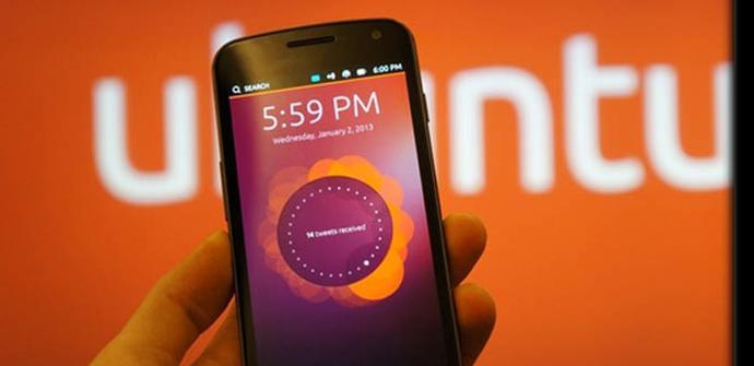 ROM Ubuntu Phone
