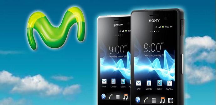 Sony Xperia Go en Movistar