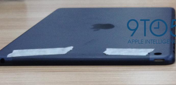 Imágenes de la carcasa del iPad 5