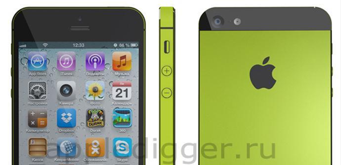 Prototipo del iPhone 6 en vídeo