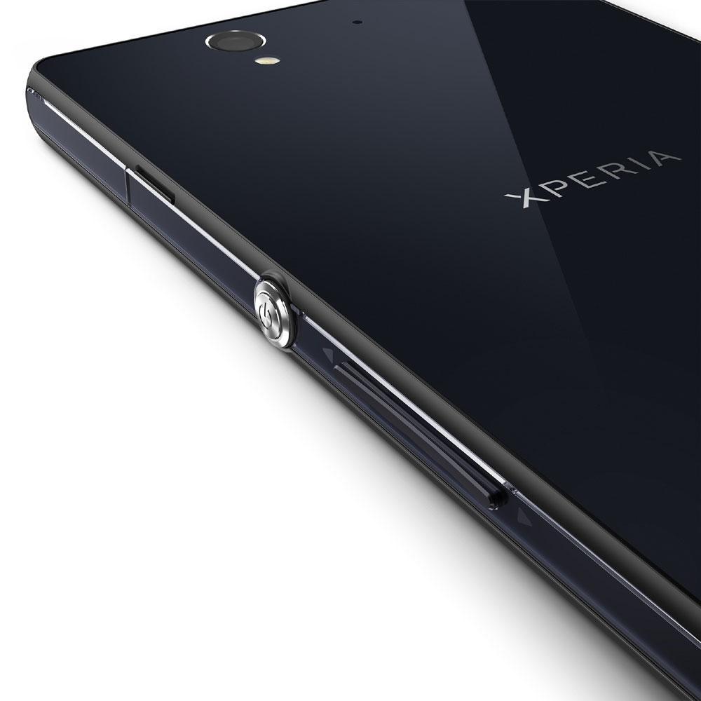Sony Xperia ZL detalle del perfil