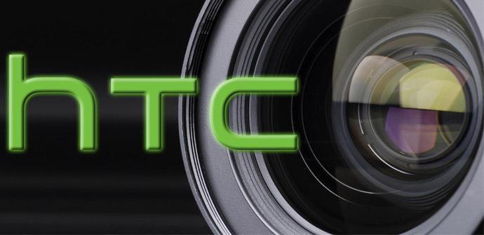 Cámara del HTC One