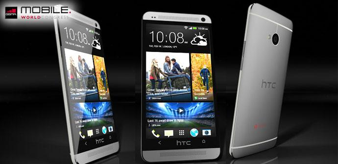 Diseño del HTC One