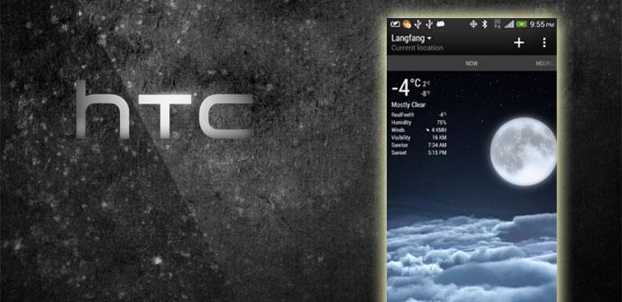 Interfaz HTC Sense 5