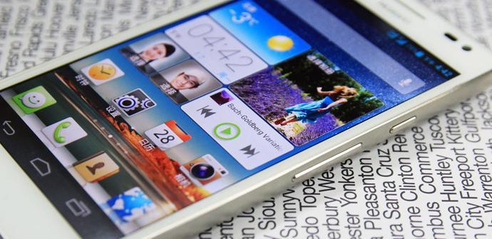 Primeros datos del Huawei Ascend G710
