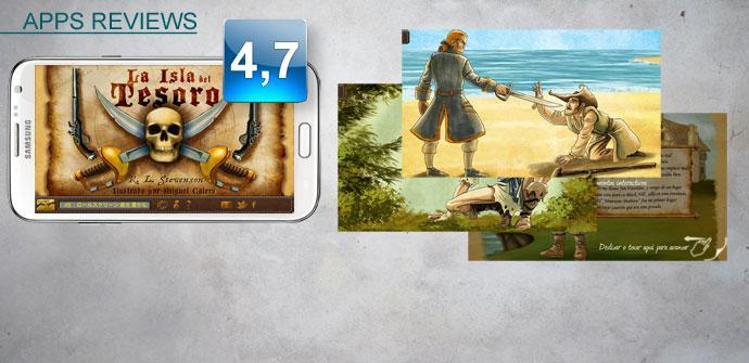 Juego Android de La isla del tesoro