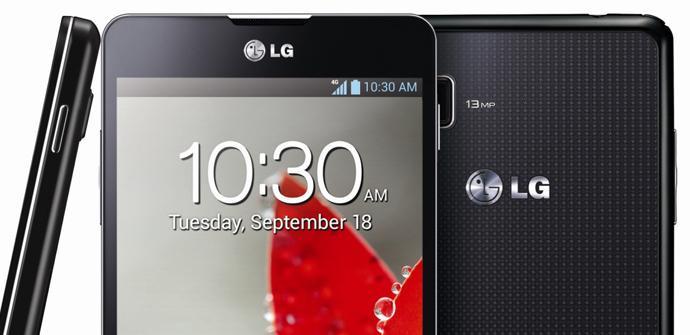 El despliegue del LG Optimus G en Europa