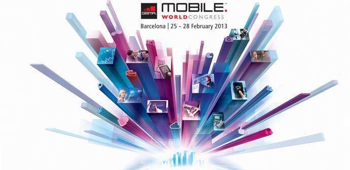 Logotipo del Mobile World Congress de 2013