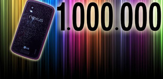 Teléfono Nexus 4