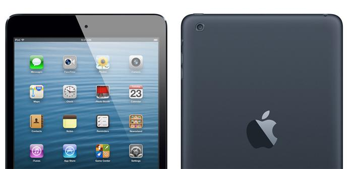 Diseño del futuro iPad 5