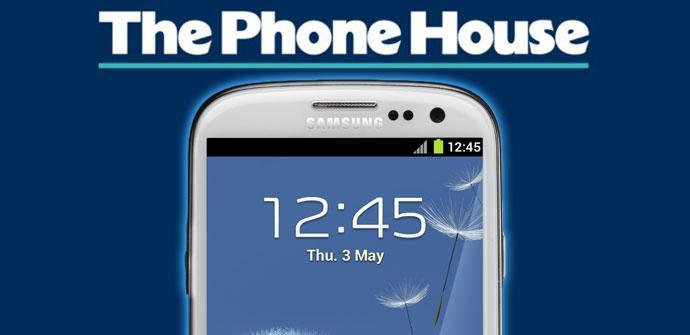 S3 en The Phone House