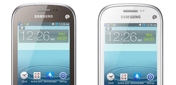 Samsung presenta su nueva gama Rex