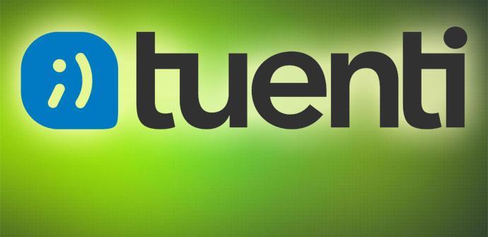 Logo operadora Tuenti Móvil
