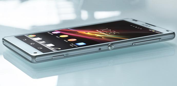 El Sony Xperia ZL en Phone House por 550 euros