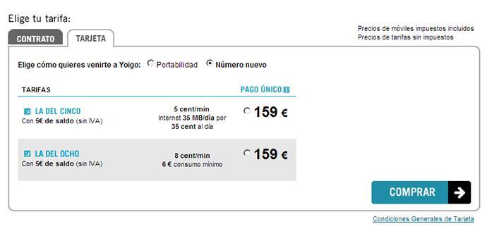 Yoigo ofrece el ZTE Grand XM por 159 euros
