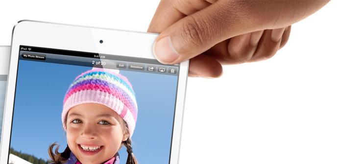 iPad Mini 2 con pantalla Retina