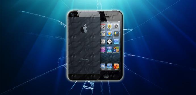 iPhone 5 envejecido