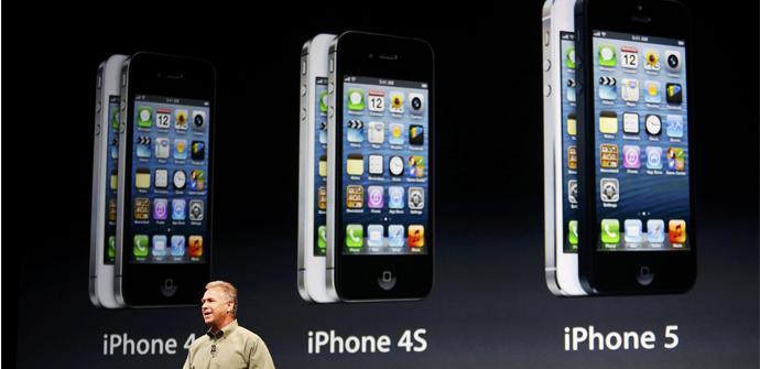 Los futuros iPhone de Apple