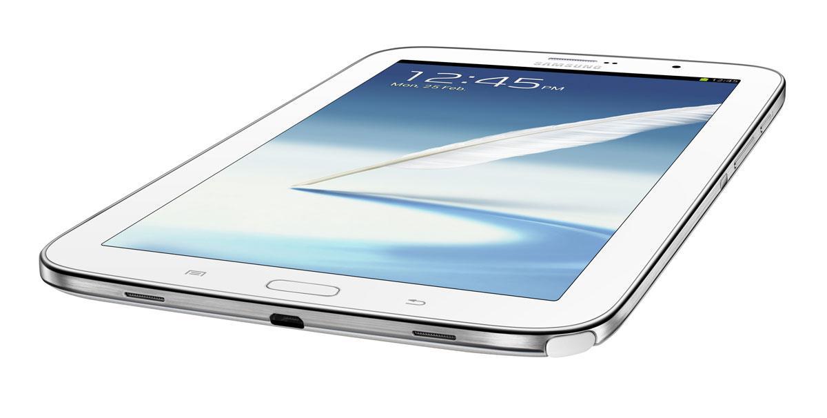 Samsung Galaxy Note 8 blanco