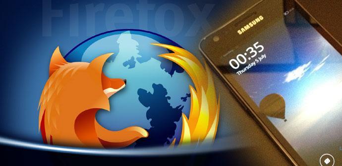 Firefox para Samsung Galaxy S2
