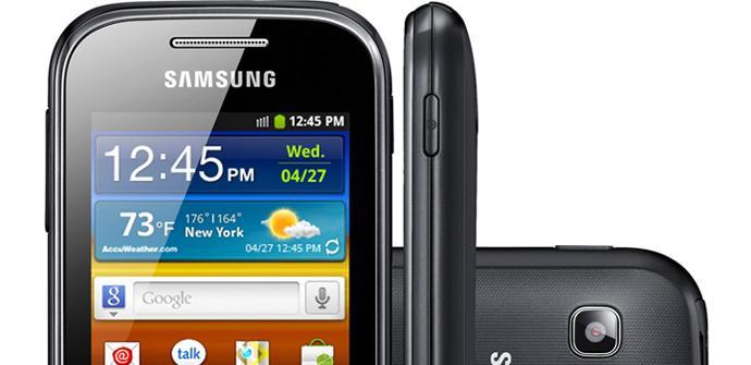 Un nuevo Samsung Galaxy Pocket