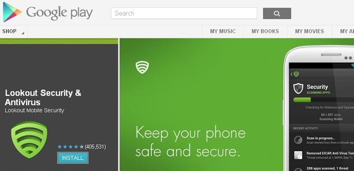 Parche de seguridad para el Samsung Galaxy S3