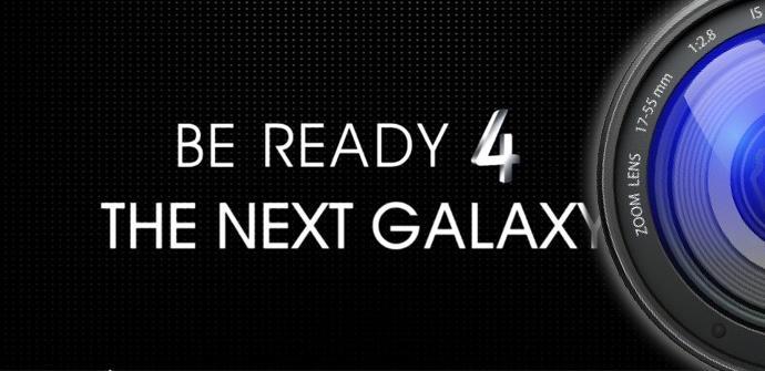 Presentación del Samsung Galaxy S4 Camera