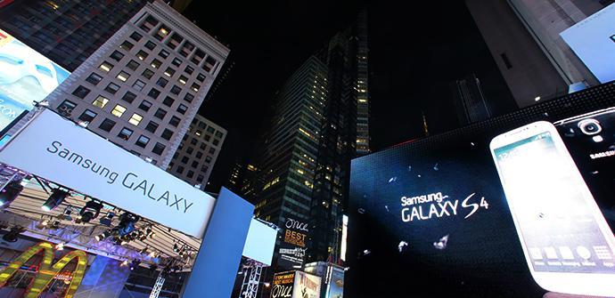 Samsung Galaxy S4 con procesador Snapdragon 600
