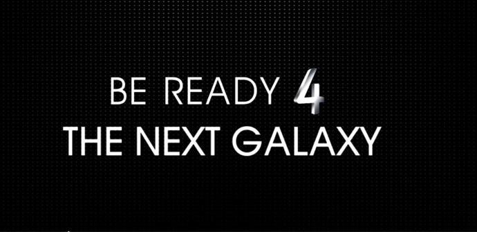 Presentación del Samsung Galaxy S4