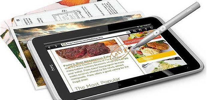 Una futura HTC One Tablet inspirada en el HTC One