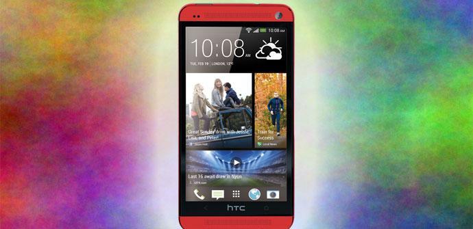 Teléfono HTC One