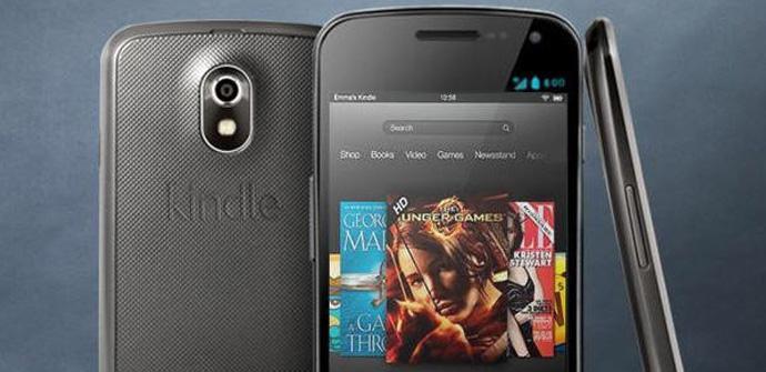 El lanzamiento del Kindle Phone se retrasa