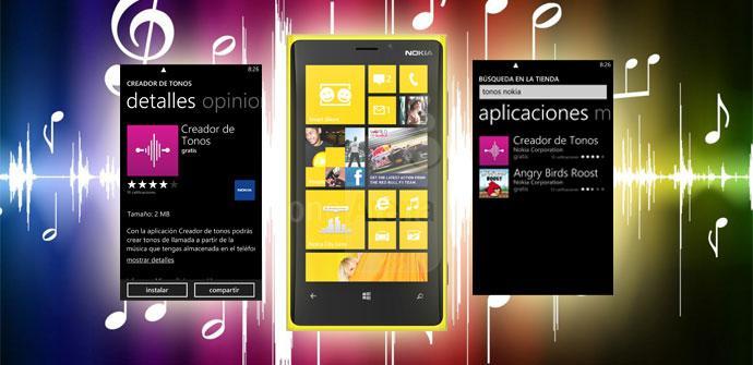 Teléfono Nokia Lumia 920