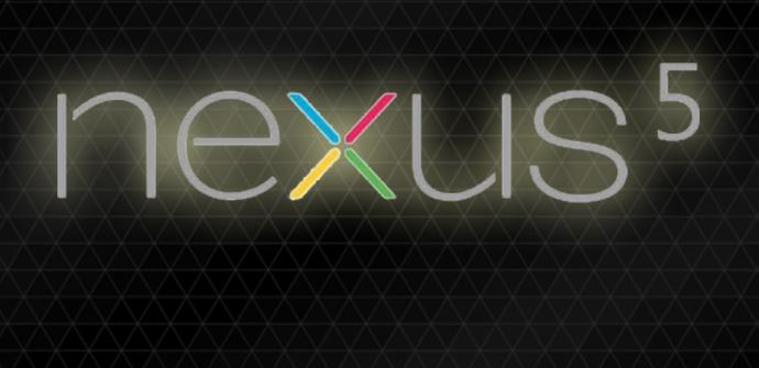 Logotipo de Nexus 5