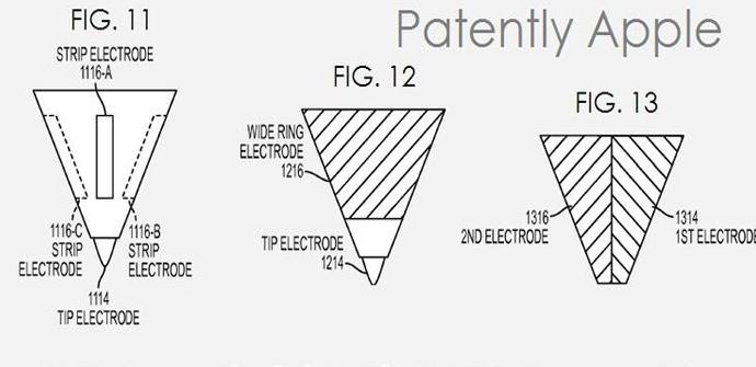 Patente Apple para Smart Pen